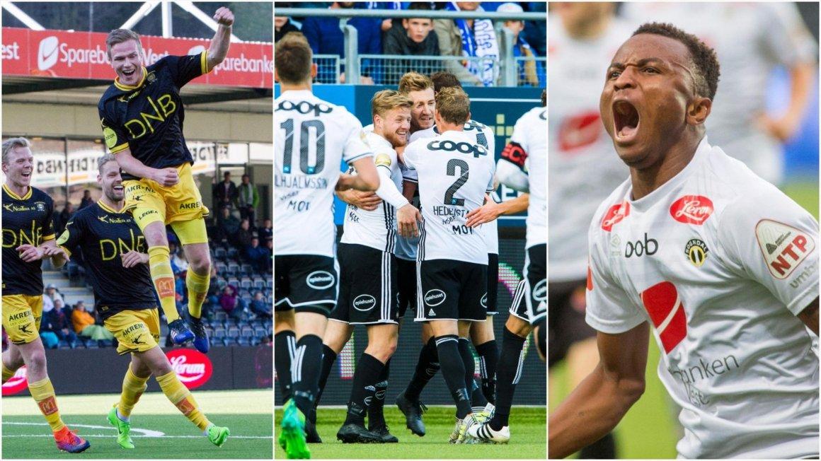 Stem Chidi fram årets mål i Eliteserien