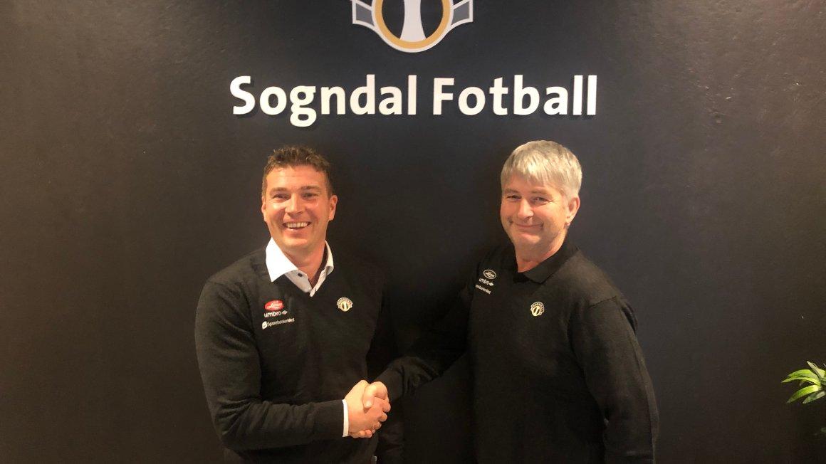 Terje Rognsø tilsett som dagleg leiar i Sogndal Fotball
