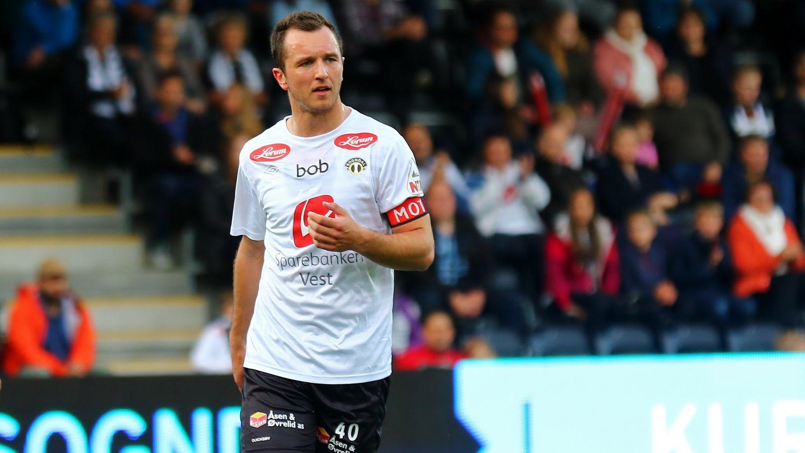 124626a5 Even går til RBK. Sogndal Fotball og Rosenborg ...
