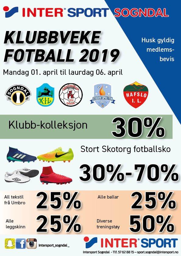 klubbveke 2019