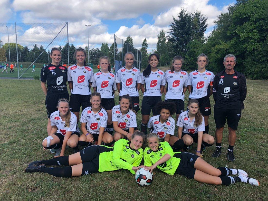 Sogndal J15.16 Norwaycup 2018