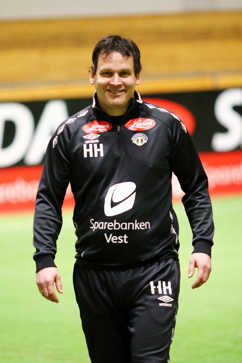 Håvard Hatle er ny hovudtrenar for Sogndal 2