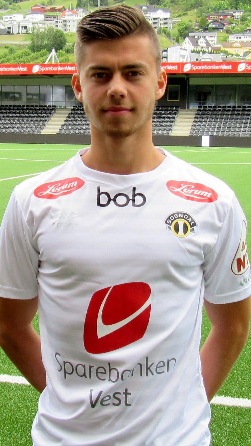 Markus Dahlen Brændsrød