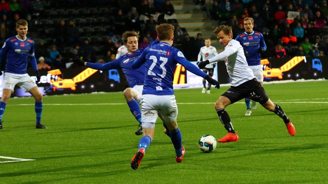 Ole Martin Rindarøy Kvalifiseringskamp Ranheim Fosshaugane